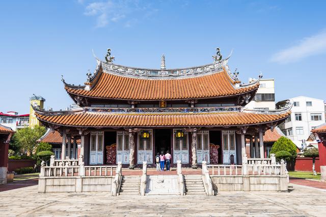 台灣彰化的孔廟