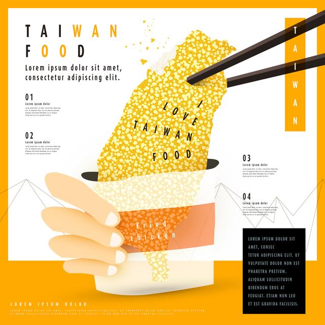 豪大大雞排/HOT-STAR Large Fried Chicken/ハオダダージーパイ のフライドチキン
