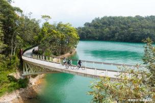 台湾でサイクリング三昧 日月潭