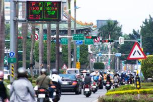 台湾でバイクや車に乗れるのか?