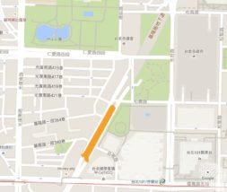 台湾の住所や道の名前のつけ方は?