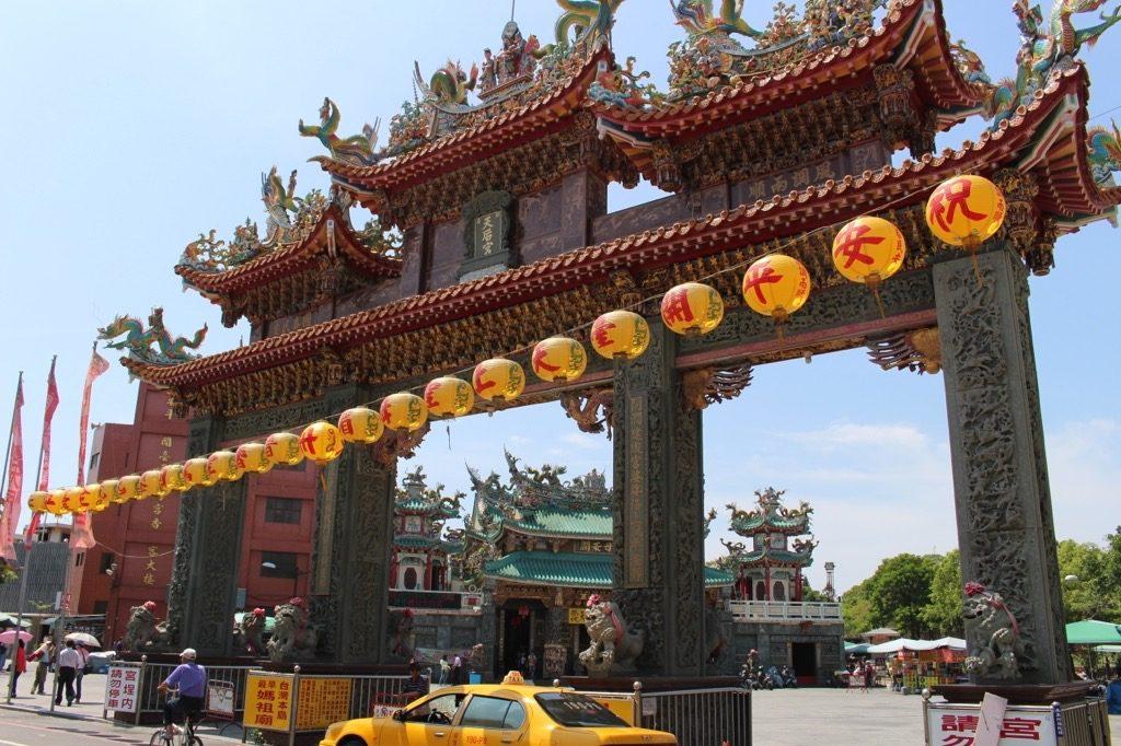 台南の人気観光エリア「安平(アンピン)」