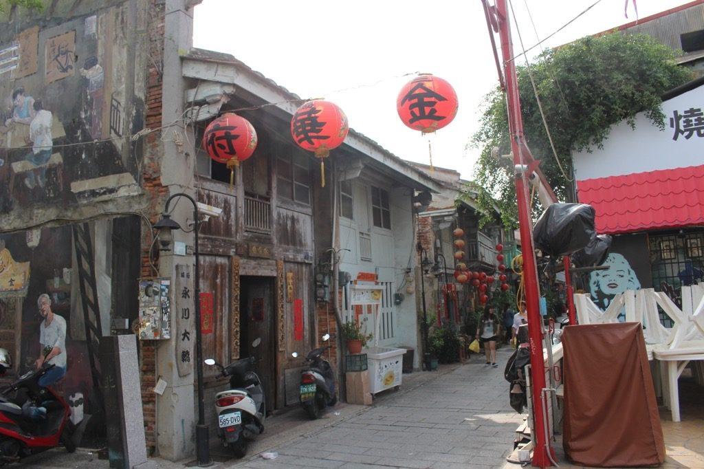 神農街(シェンノンジエ)