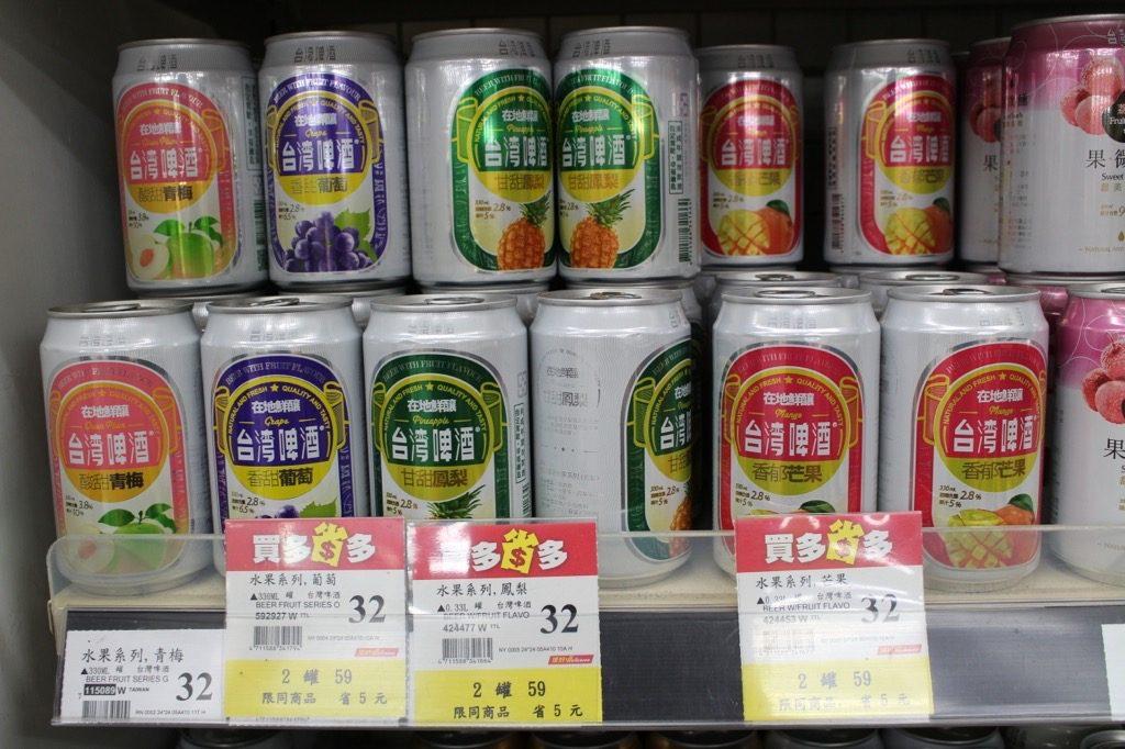 暑い夏は「台湾ビール」を飲もう!!!