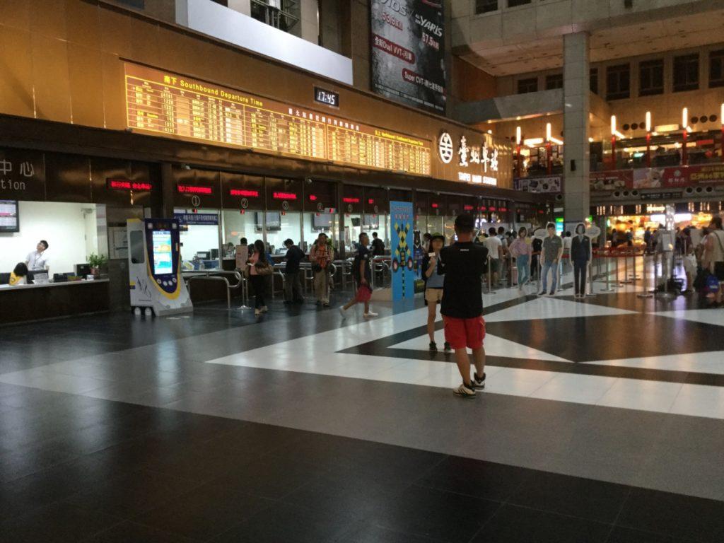 台北車站一階