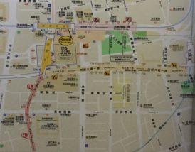 台北の地下街(ディーシャージエ)